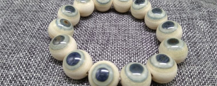 1.6极品蓝眼睛手串