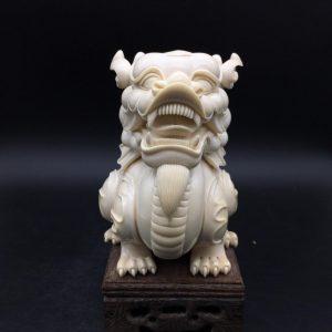 猛犸象牙貔貅摆件招财貔貅雕刻件